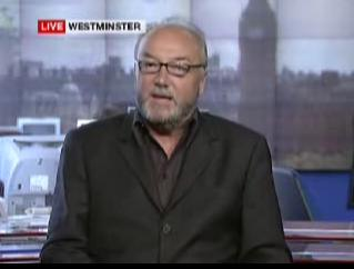 Galloway video - Israel is the invader - Hezbollah is the victim