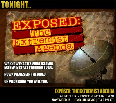 Exposed: The Extremist Agenda