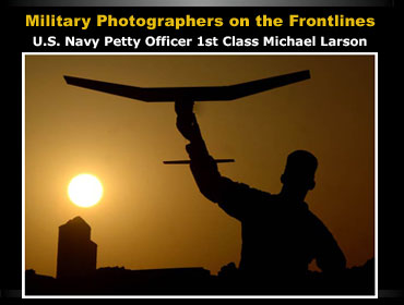 Military Photographers on the Frontlines
