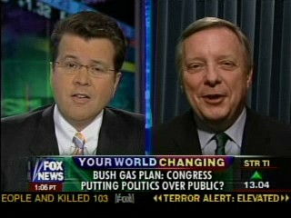 Neil Cavuto goes head-to-head with Dick Durbin on oil pricing