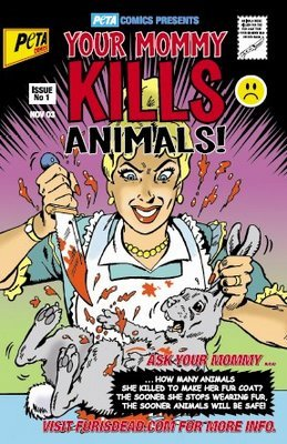 PETA's New Comic for Kids - a Real-Life Horror Story!