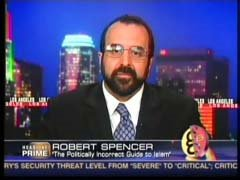 Click for Robert Spencer video over at HotAir