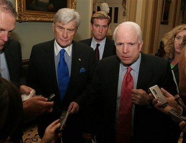 Senate Panel Defies Bush on Terror