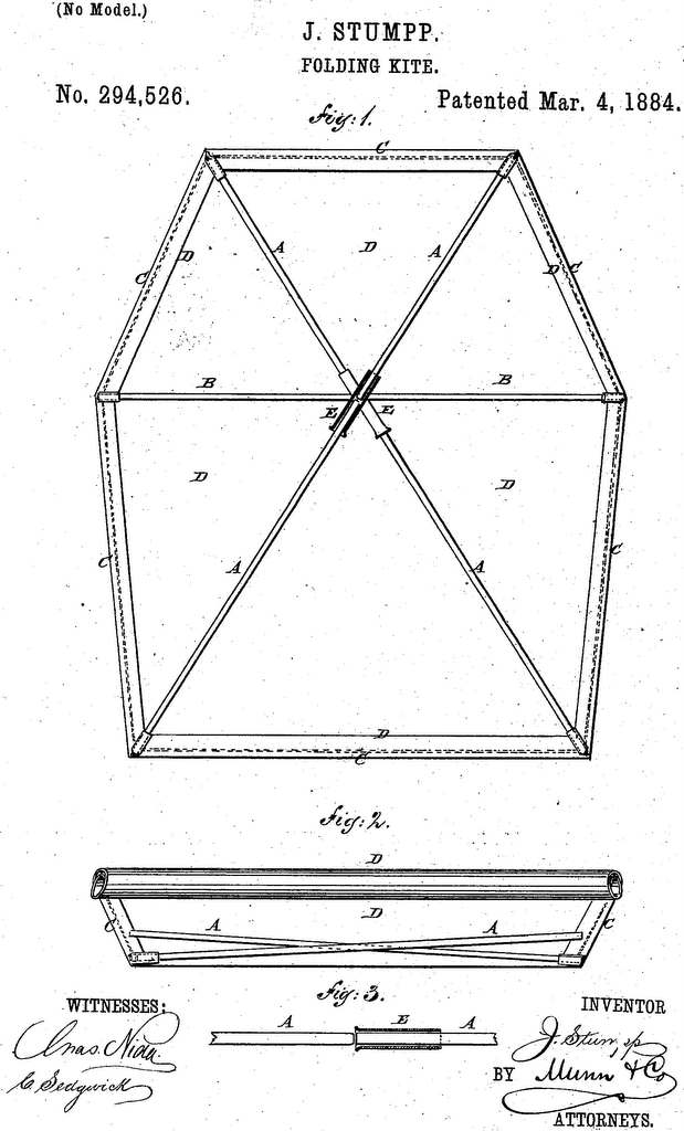 Kite Patents August 2006