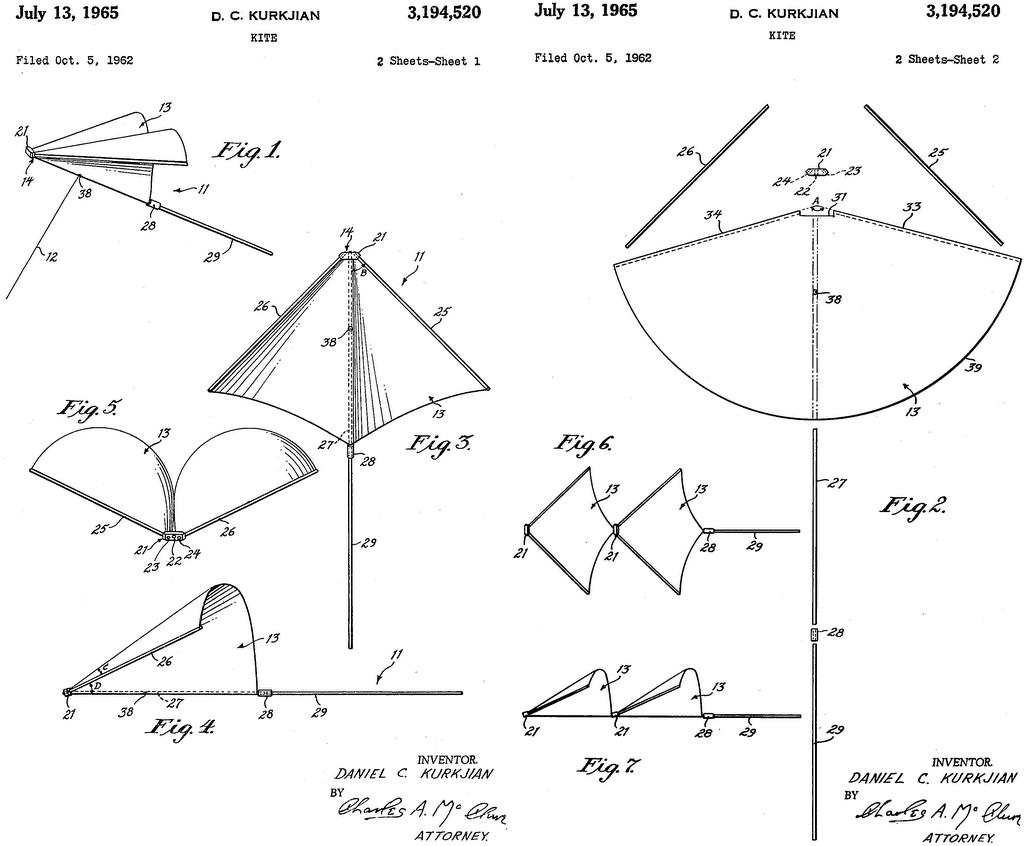 delta wing kite instructions