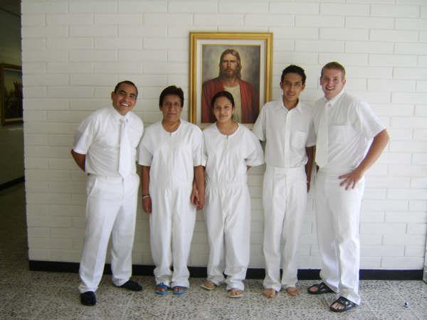 vestidos para bautismo sud
