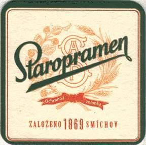 Staropramen - god öl
