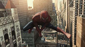 Spindelmannen, tuff kille med asjobbig tjej