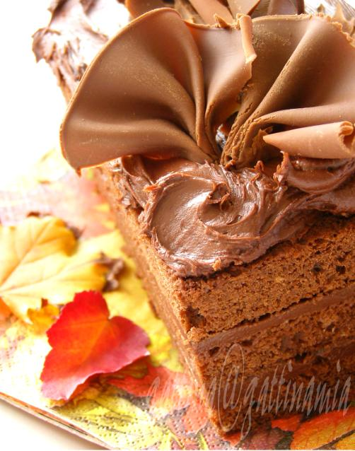 Kitchen Unplugged: Devil s food cake with chocolate ...