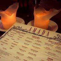 Amada Restaurant Philadelphia