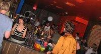 The bar at Cantina El Caballito