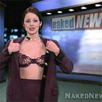 Cbs naked news