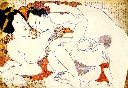 Секс в индийской камасутре