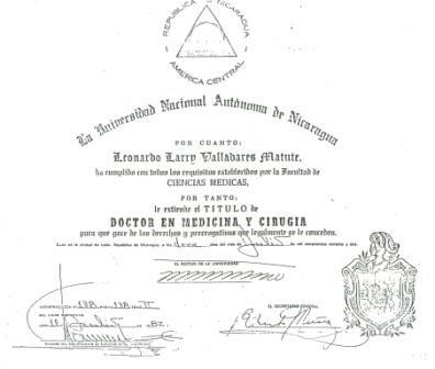 Personal history november 2005 - Titulo manipulador alimentos ...