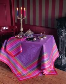 ci dessus nappe serviette volga le jacquard franais - Liste Mariage Galeries Lafayette