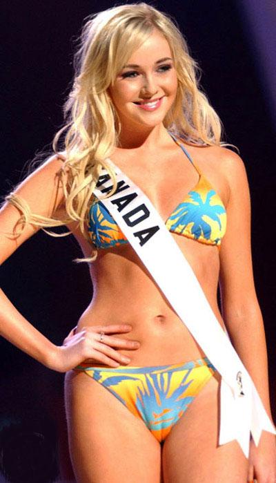 Miss nude jr teen beauty pageant