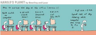 survive at office2