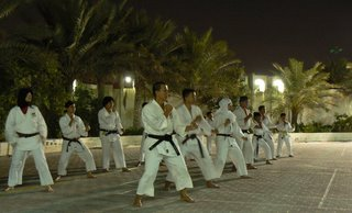 Kempo in Qatar