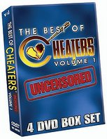 Cheaters TV show on dvd