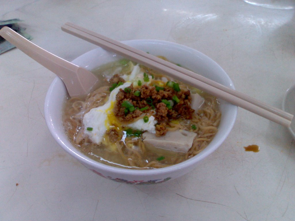 The malaysian food review yee mee at sun yun long aman for Amans indian cuisine