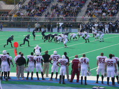 Rhode Island Vs Maine Football Game October