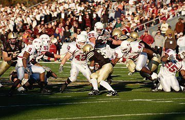Umass and Army team up in this college football realignment