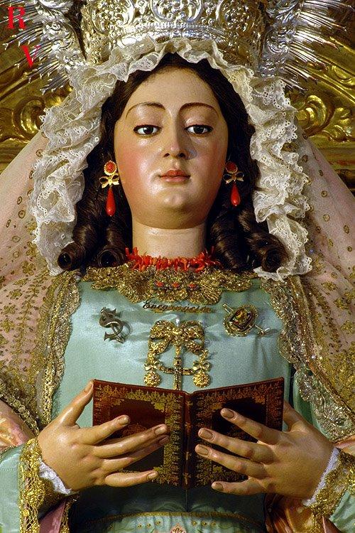Resultado de imagen de terceros Virgen de la Encarnación sevilla