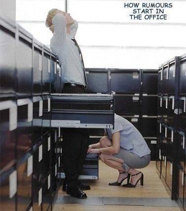 Office rumours