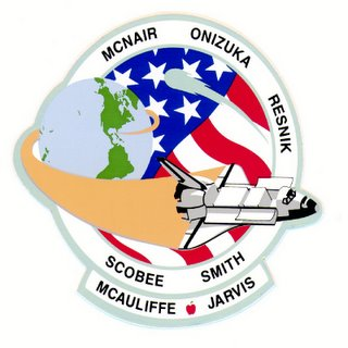 Challenger 51-L Patch