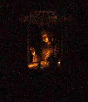 Buddha at the former Tai Pei Buddhist Center