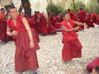 Budas en Tibet