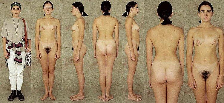 фото кастинг голого тела