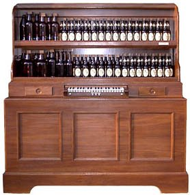 Beer Bottle Organ