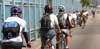 2005年11月20日香港單車大遊行