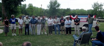 PenDem 2006 Legislative candidates