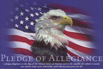 The History of our nations      Pledge of Allegiance The October          Columbus Day celebration of the    th Anniversary of the discovery of America was     CampOnThis
