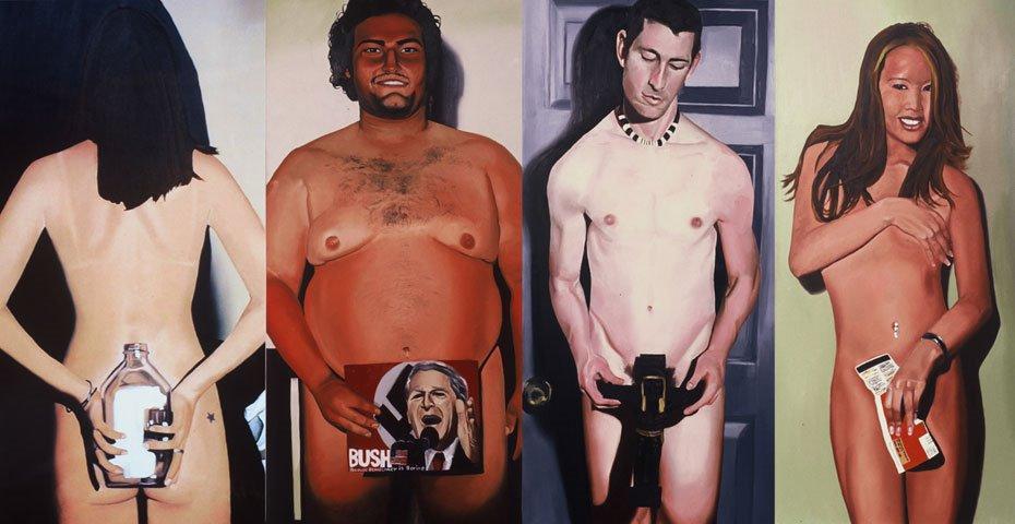 Naked people image