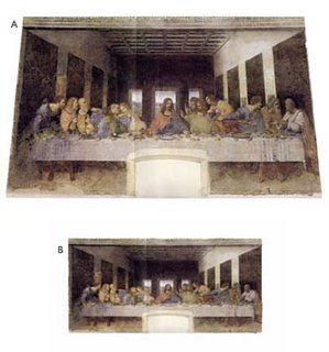 Come and See: Leonardo da Vinci's Philip in The Last Supper, by Makoto Fujimura (click picture to read full article)