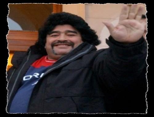 Insulte ya!: Diego Maradona