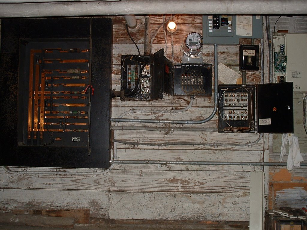 Ebc Electric Fire October 2006 Vintage Electrical Fuse Box Overview Main Service