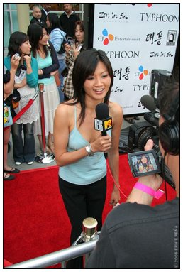 Typhoon Los Angeles Premiere