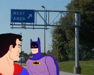 where's the nearest train station, Batman?
