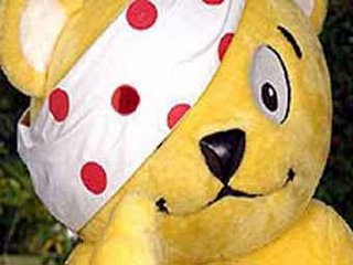 pudsey says donate your soul to Terry or else.