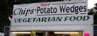 classier font for vegetarians