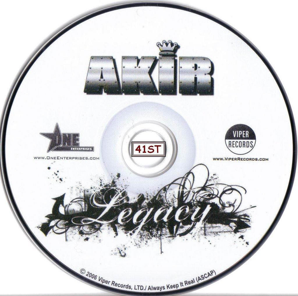 Akir - Legacy (2006)