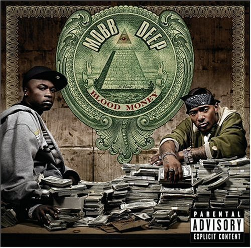 Mobb Deep - Blood Money (2006) Album Cover