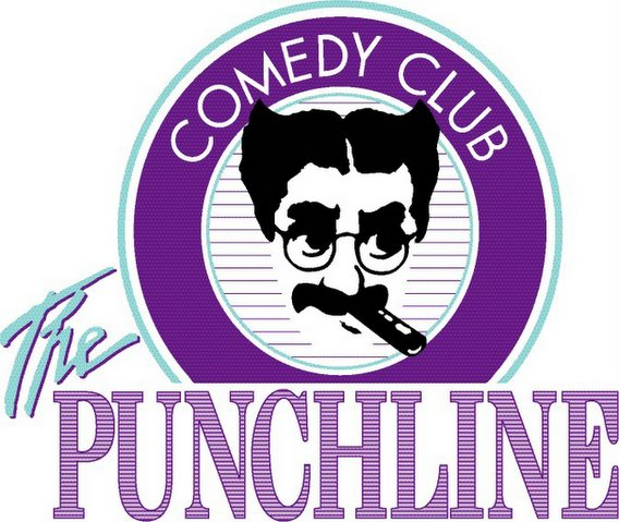The Punchline Comedy Club Our Logo - Punchliner comedy club