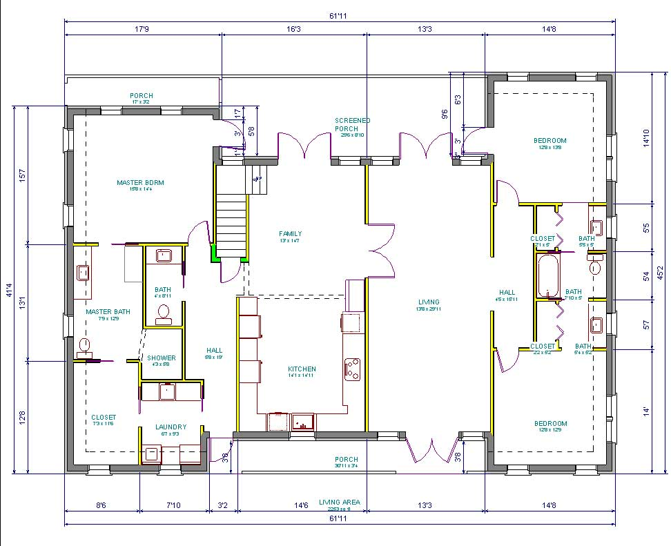 Woodswell Blog: House plans