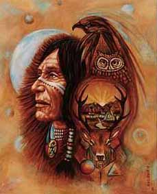 American Indian Shaman