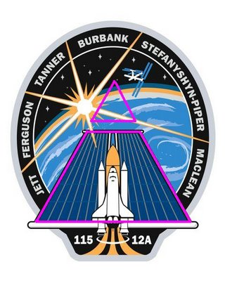 [Image: 480px-STS-115_patch%20Pyramid.0.jpg]
